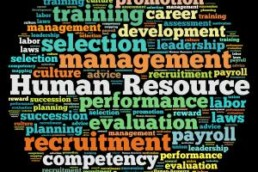 Words used by Human Resources